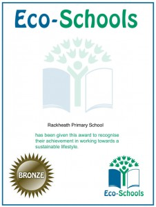 Eco-School Bronze Award